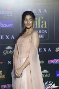 Alia Bhatt at IIFA 2019