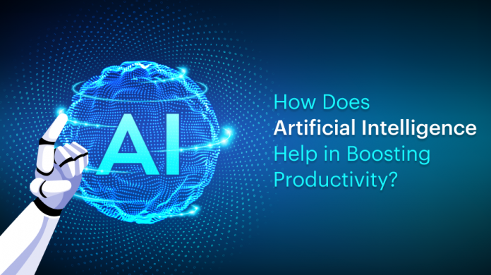 Artificial Intelligence Help in Boosting Productivity