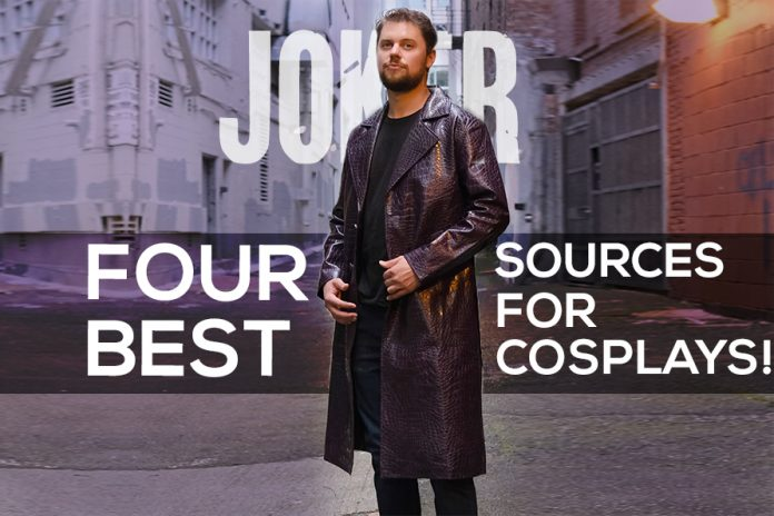 Four Best Sources for Cosplays